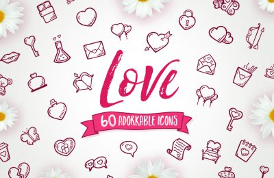 Love Icons - Valentine's Day Pack